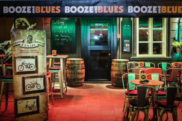 Krafteraj, Booze & Blues, Zagreb, Jack Daniels, Blues, Clubs, Tkalča, Nightlife
